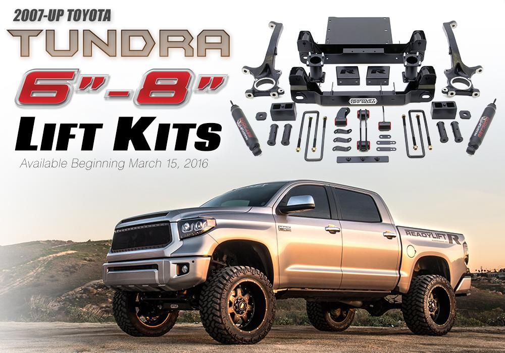 ReadyLIFT® New 2007-2016 Toyota Tundra 6