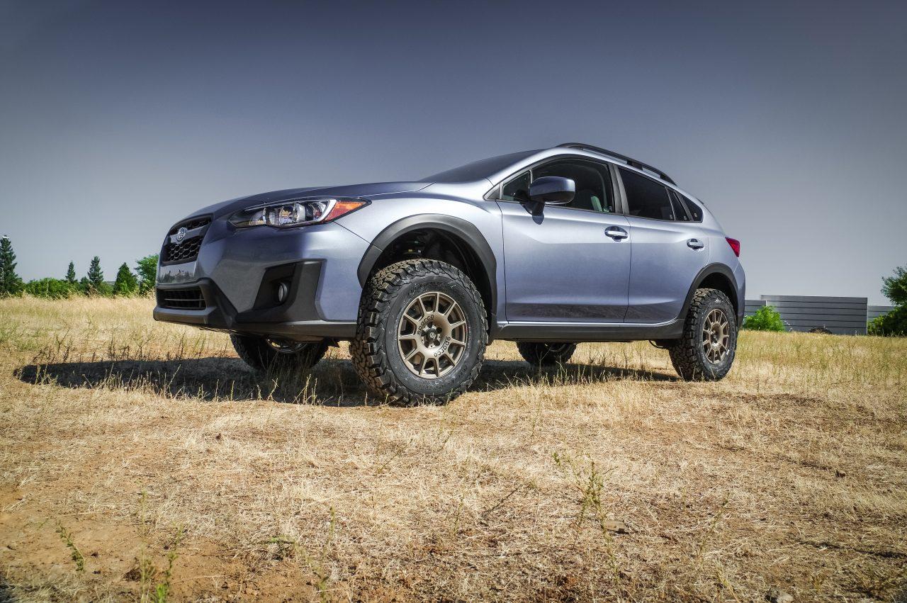 New Subaru Crosstrek Lift Kits Readylift