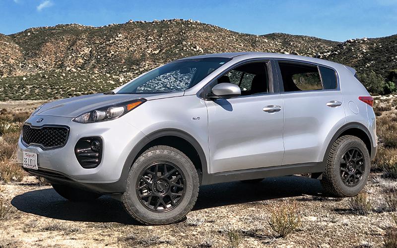 Kia Sportage Hyundai Tucson 2 Sst Lift Kit Readylift