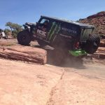 Awesome Jeep suspension lift