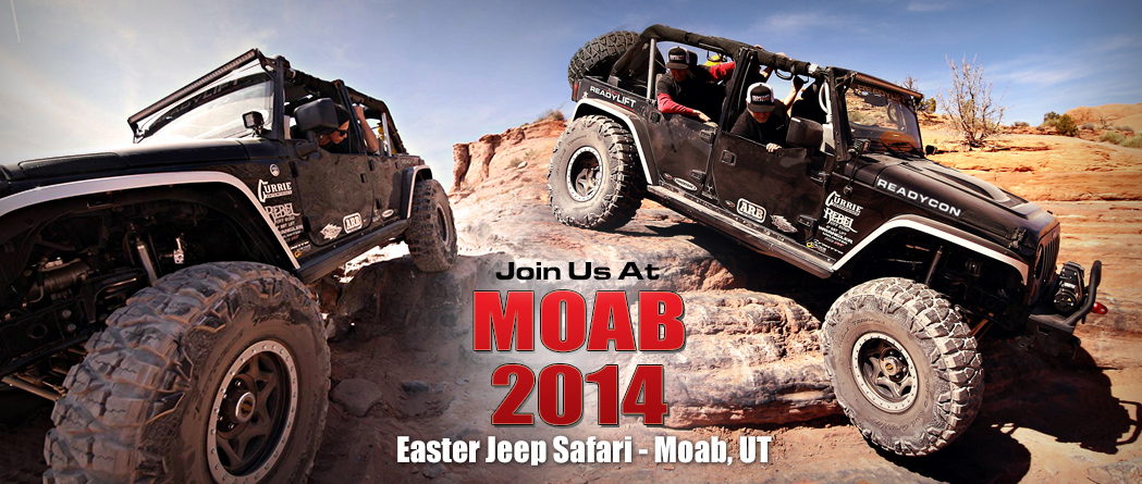 Moab Blog Lead