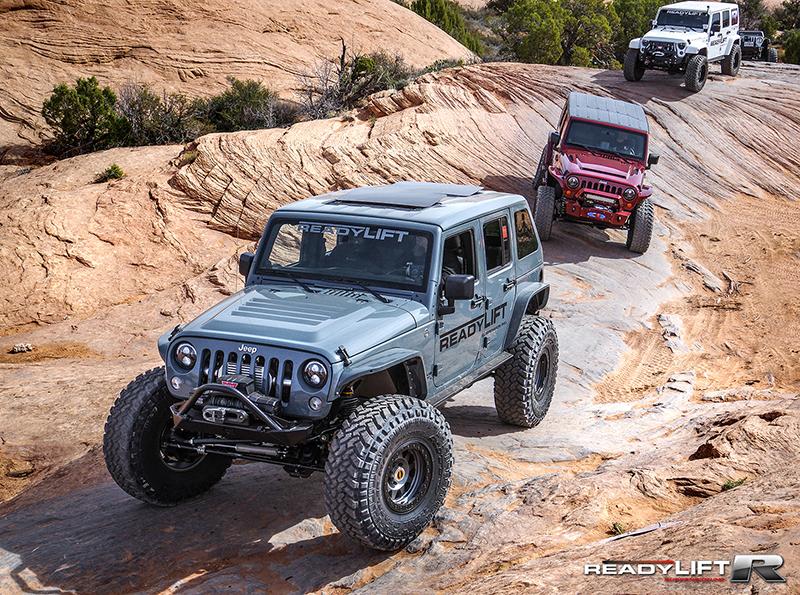 ReadyLIFT Jeep Wrangler
