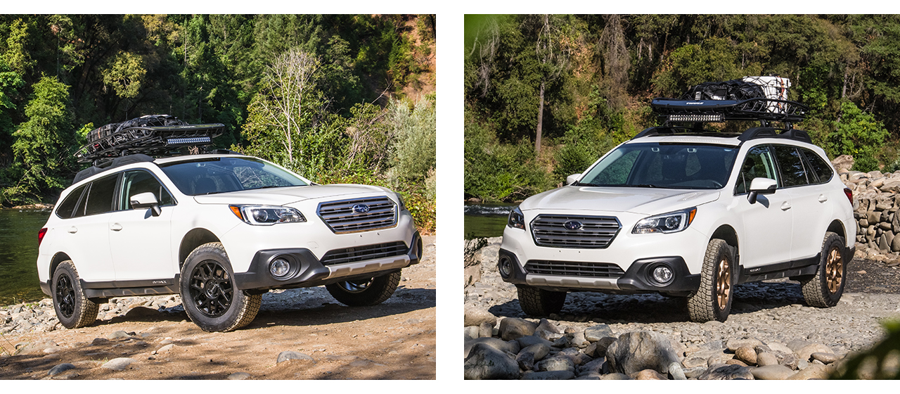 Subaru Outback Lift Kit >> Subaru Outback Lift Kits Readylift