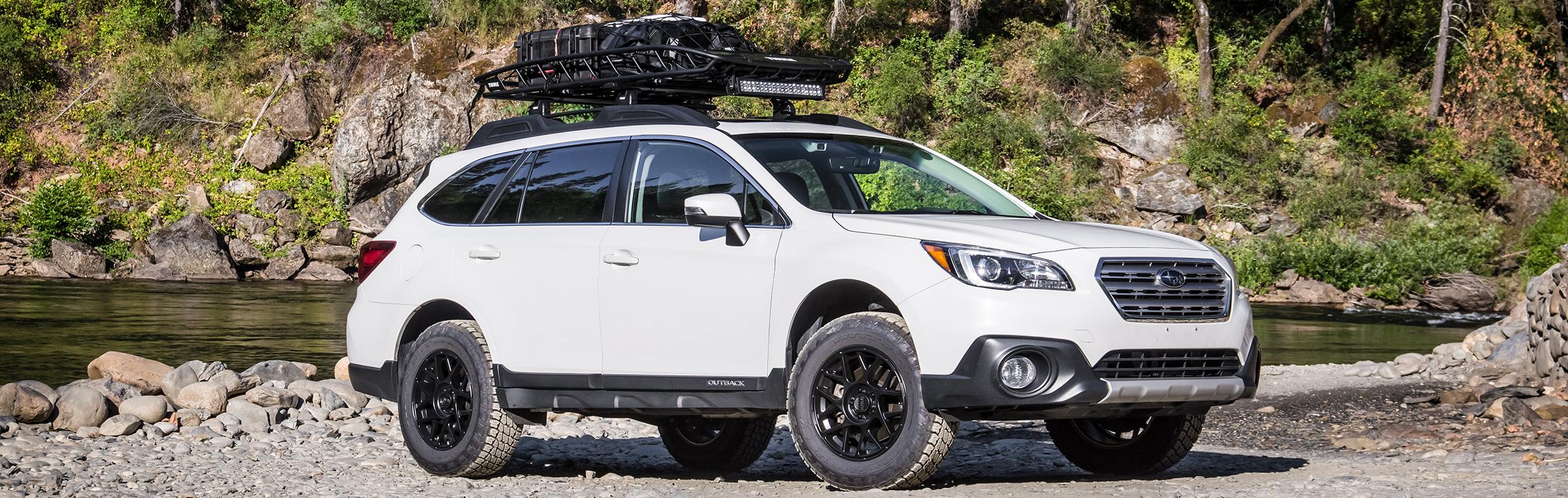 Subaru Lift Kits Outback Lift Kit Crosstrek Lift Kits