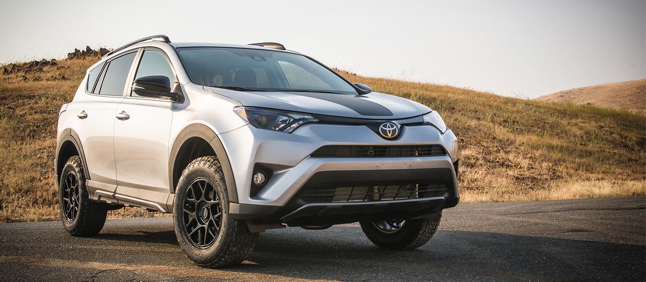 Toyota Rav4 Lift Kits Readylift