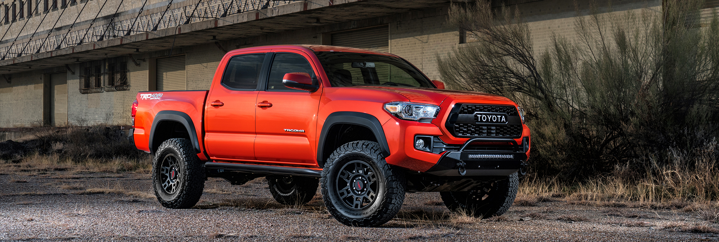 Toyota Tough | ReadyLIFT