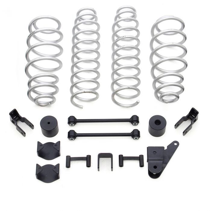 2.5'' COIL SPRING LIFT KIT - JEEP JK WRANGLER 4WD 2007-2018