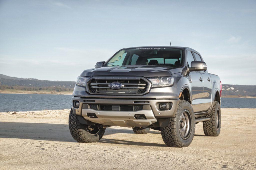 ford ranger lift kit