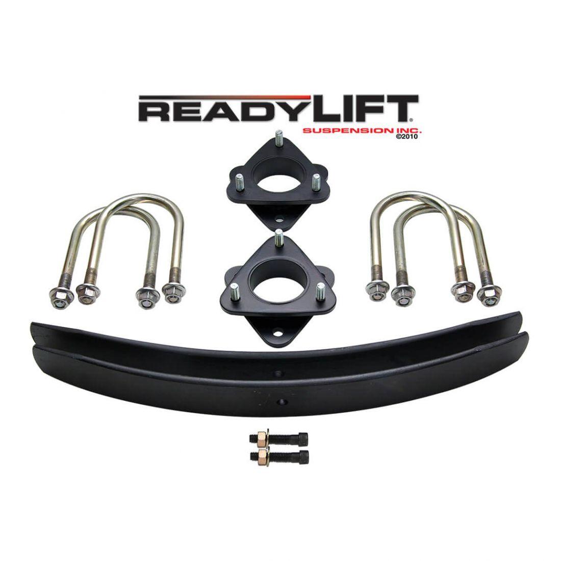 """SteelFront 3/"""" Lift KitFor Tacoma 5-Lug 2005-2015 2WD"""