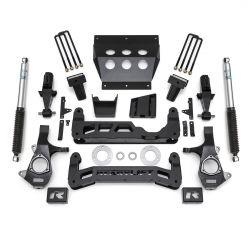 ReadyLIFT Chevy silverado 1500 7 inch lift kit