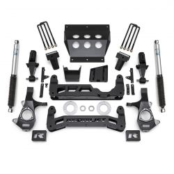 Chevy silverado lift kit
