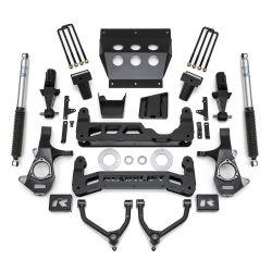 "7"" Lift Kit - GM Silverado / Sierra 1500 - 2016-2018 W/ Stamped Steel Suspension"