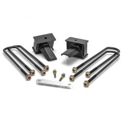 2017-2018 Ford Super Duty Rear Block Kit - 4 inch