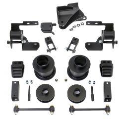 4.5''F / 2.5''R SST Lift Kit - Dodge Ram HD 2500 4WD 2019-2022 New Body)