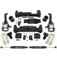 """7"""" Lift Kit - Ford F-150 4WD W/ SST3000 Shocks 2015-2020"""