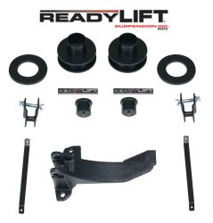 "2.5"" Front Leveling Kit W/ Track Bar Bracket - Ford Super Duty 4WD 2005-2007"