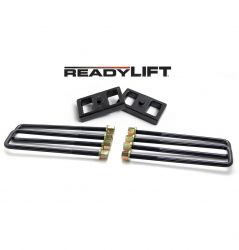 "1"" Rear Block Kit - GM Silverado / Sierra 2500 HD OEM Style 2011-2021"