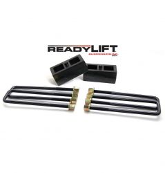 "2"" Rear Block Kit - GM Silverado / Sierra 2500 HD OEM Style 2011-2021"