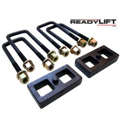"1"" Rear Block Kit - Toyota Tundra / Tacoma 1995-2021"