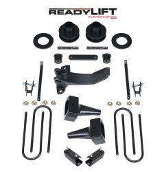 """2.5"""" SST Lift Kit W/ 5"""" Rear Blocks - Ford Super Duty F250/F350 4WD (1-pc Drive Shaft Only) 2011-2016"""