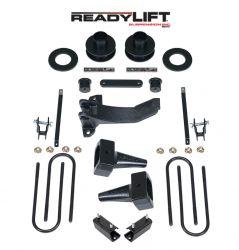"""2.5"""" SST Lift Kit W/ 4"""" Rear Blocks - Ford Super Duty F250/F350 4WD (1-pc Drive Shaft Only) 2011-2016"""