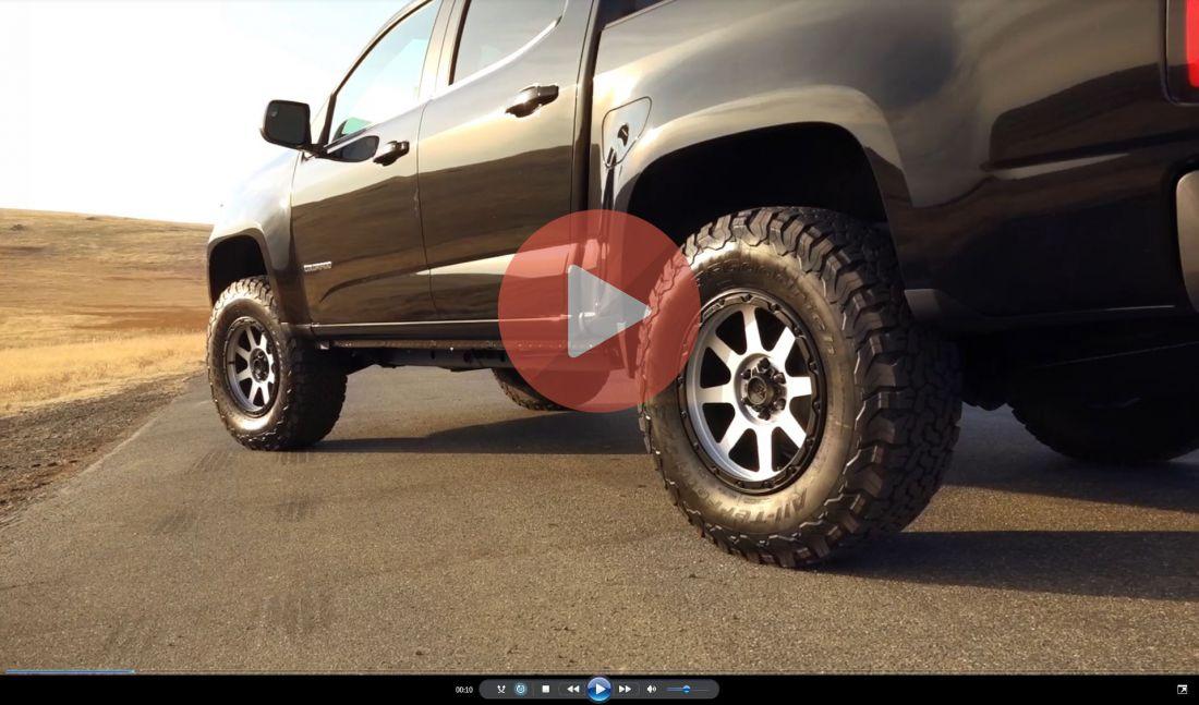 Readylift 2015 2021 Colorado Canyon 3 5 Sst Lift Kit