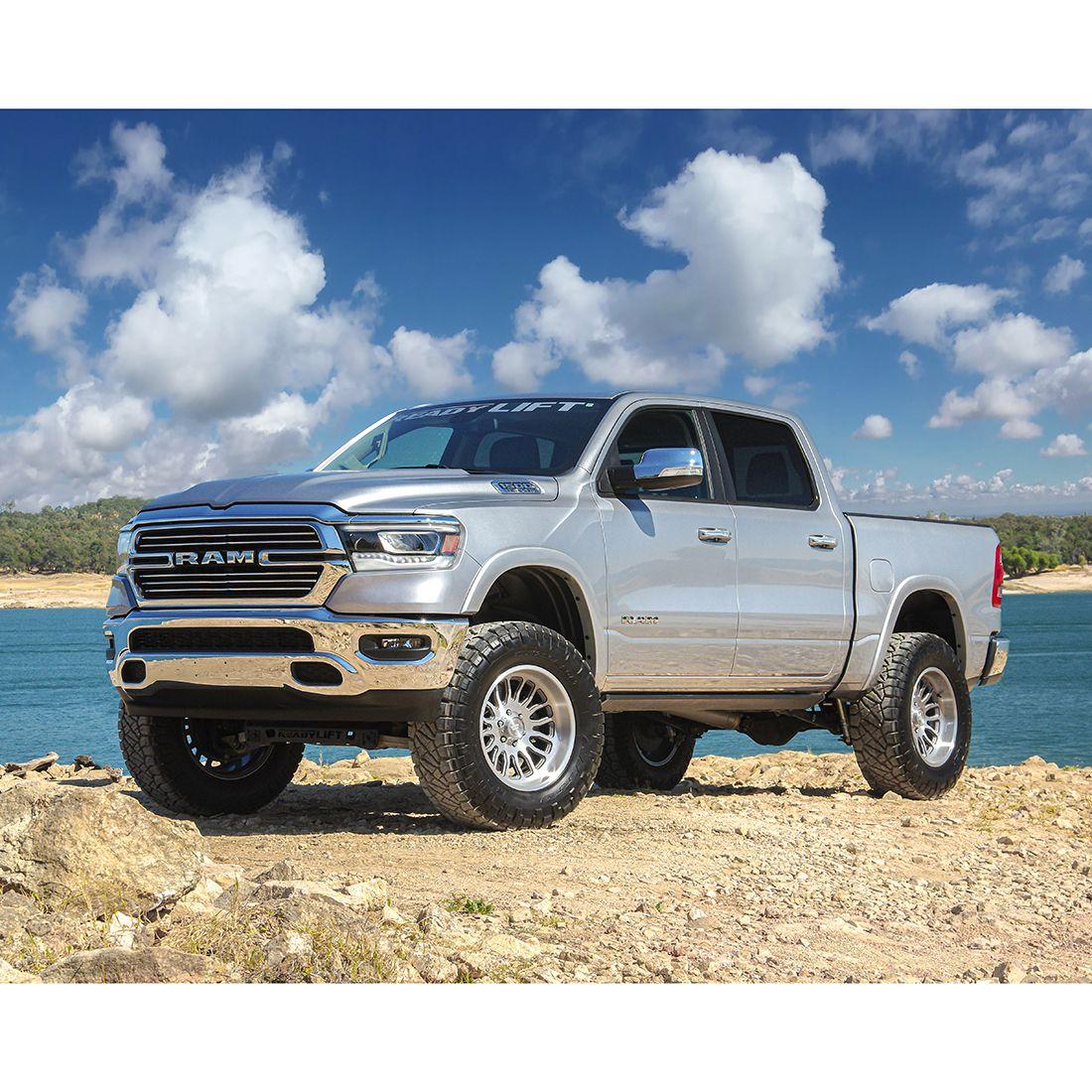 Readylift 2019 2021 Dodge Ram 1500 6 Lift Kit