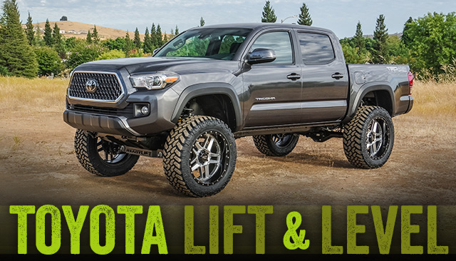 ReadyLIFT | Leveling Kits | Lift Kits | Jeep Lift Kits | Block Kits