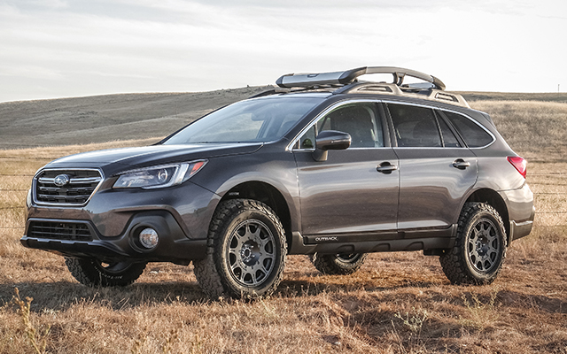 Subaru Outback Lift Kit >> Readylift Subaru Lift Kits
