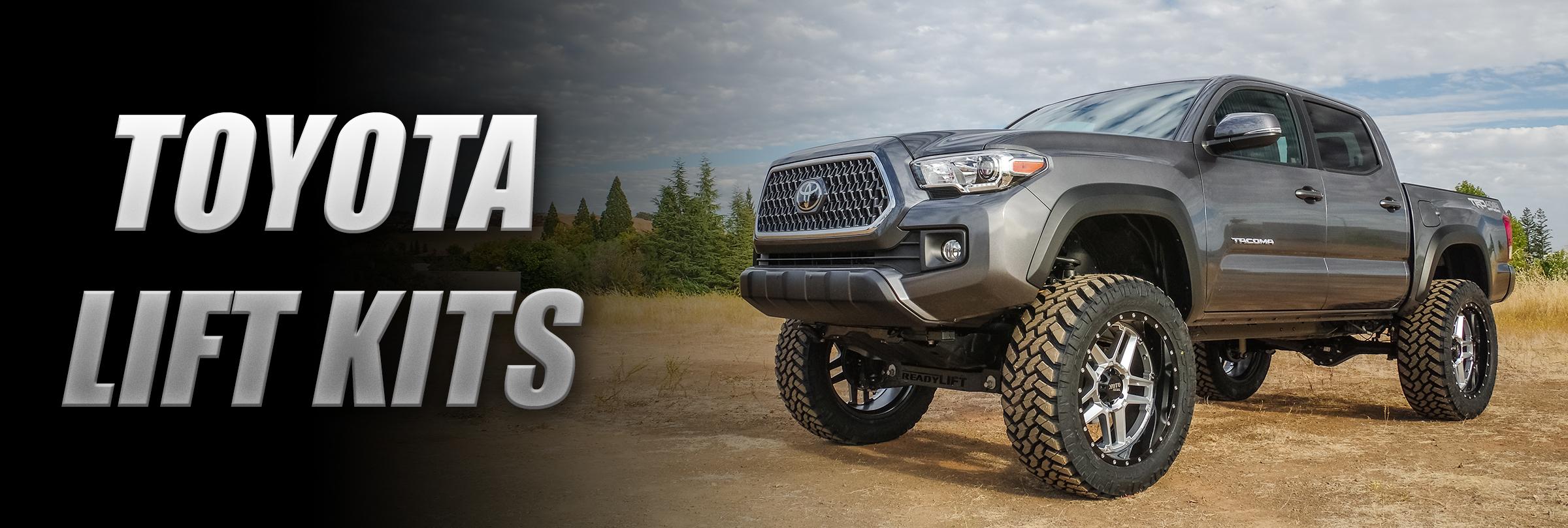 ReadyLIFT | Toyota